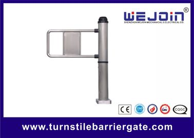 Vertical Automatic Swing Gate with 304 Stainless Steel , Anti - bumping Function