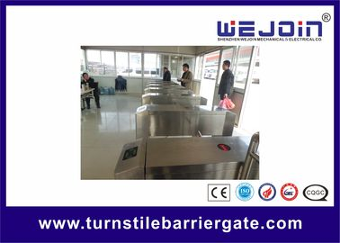 Comapct safety mechanical Tripod Turnstile Gate with Stainless Steel Housing For Bus, Train Stations