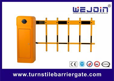 Two Fence Boom Automatic Traffic Barriers, Car Park Barrier Gate dengan Arms