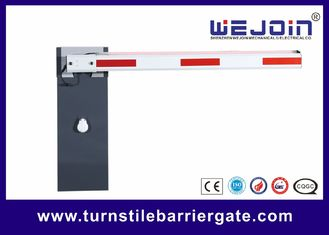 Security Traffic Automatic Boom Barrier Gate System Dengan Kopling Mannual