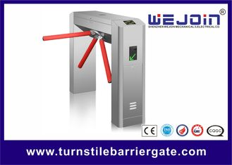 DC 12V Automatic Gate Barrier, Pedestrian Turnstile Gate Traffic Light Indicator