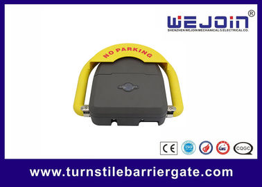 Self Locking Car Parking Barrier Otomatis Remote Control Kekuatan Tinggi