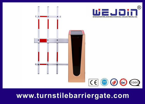 Tugas Berat RFID Automatic Parking Barrier Gate 0.9 - 5s Waktu Operasi