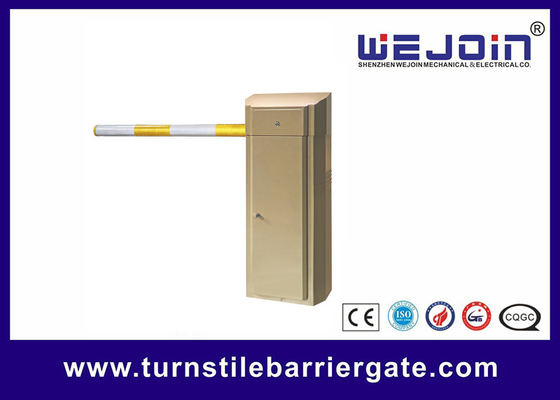 Cina Traffic Intelligent Automatic Barrier Gate 0.9 - 5s Waktu Pengoperasian IP44 Protection pabrik