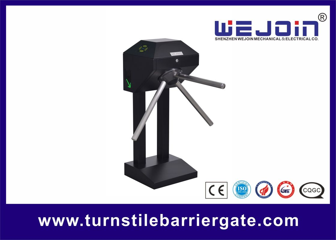 Portable half height Turnstile security systems , pedestrian gate access control pemasok