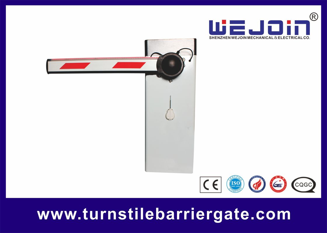 Automatic Boom Barrier With Compacted Motor And Remote Controller For Parking Lot Area pemasok