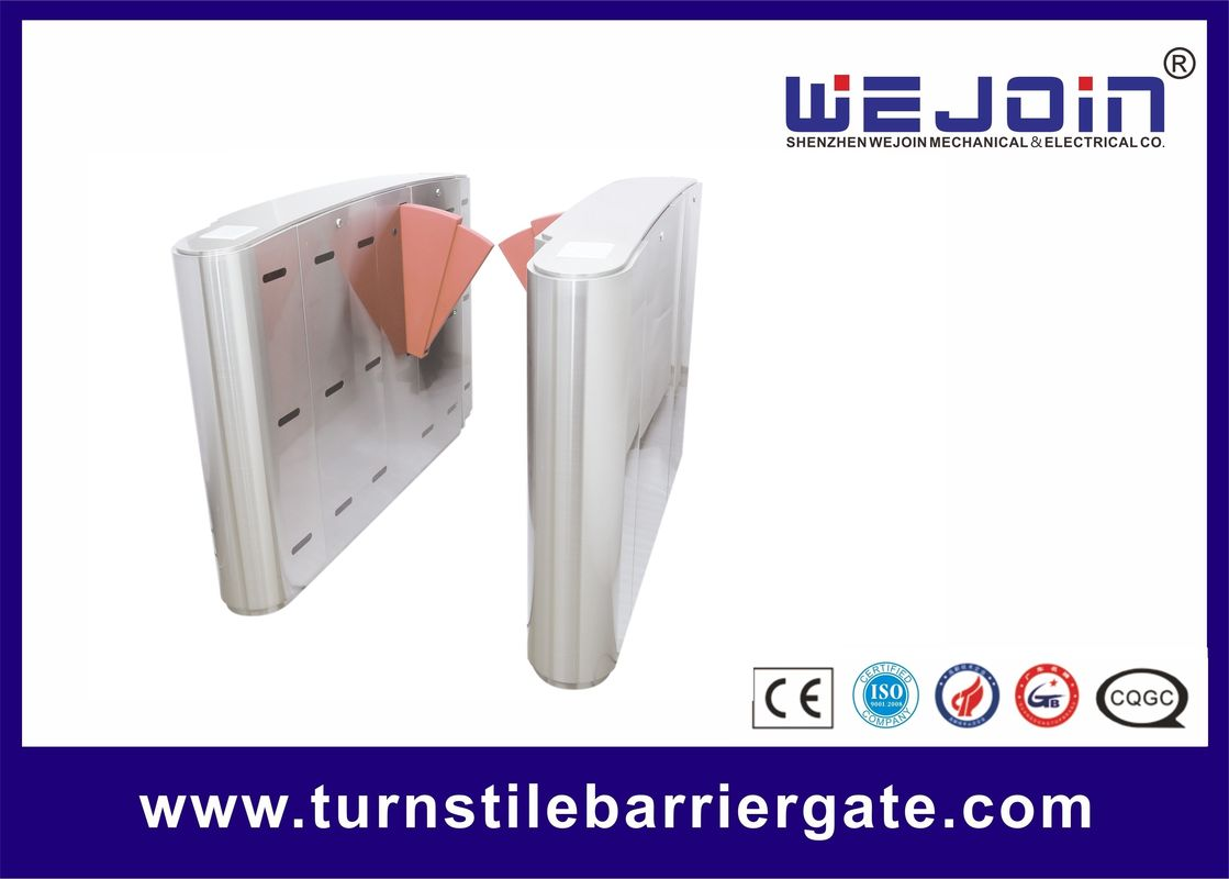 Stainless Steel Flap Barrier Gate pemasok