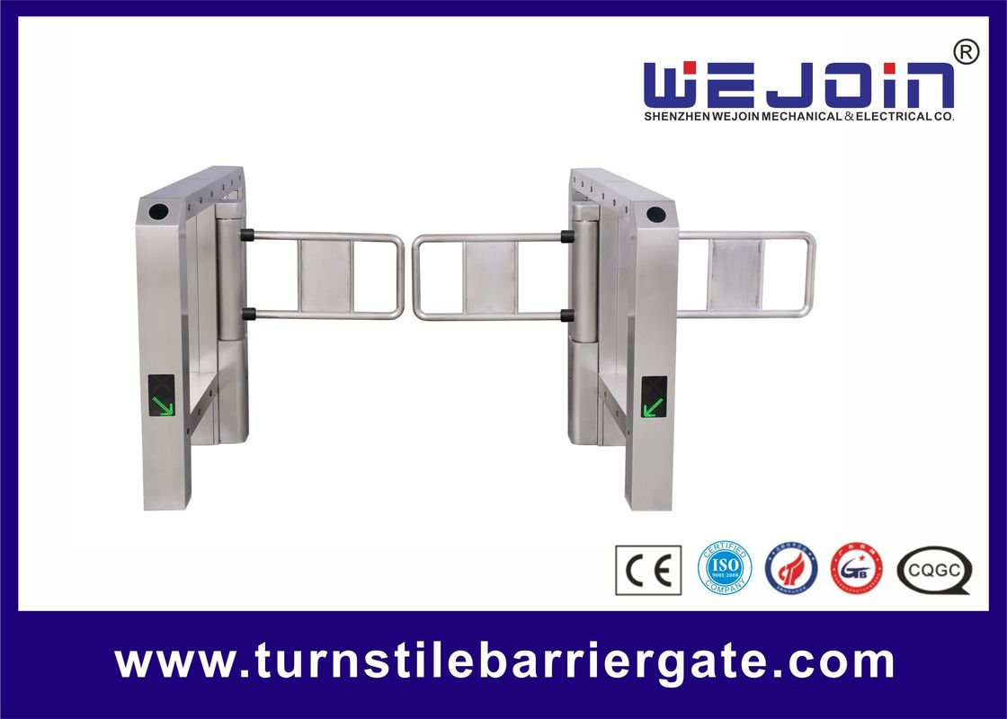 Traffic light  Swing Barrier Gate for Pedestrian With Dry Contact Interface pemasok
