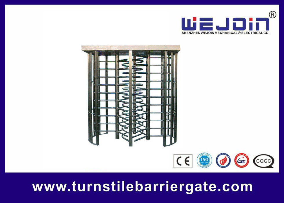 security gates, double routeway  stainless turnstile gates , full height turnstile ,  office building gate   manufacture pemasok