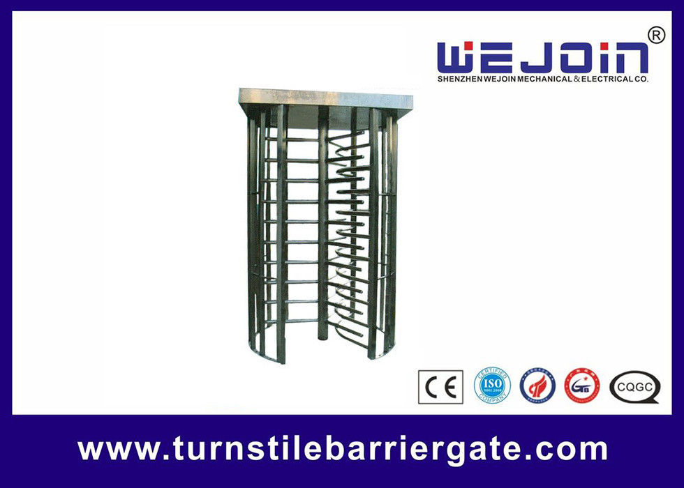 turnstile gates , full height turnstile ,  office building gate security gates , manufacture pemasok