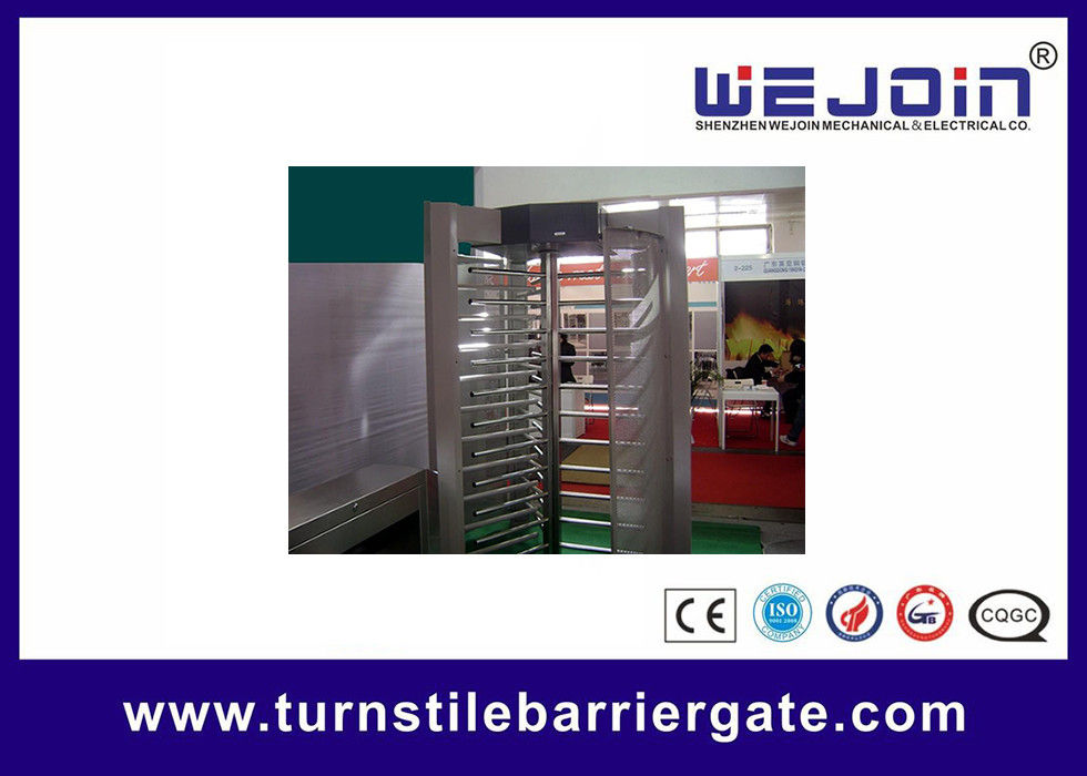 Electronic pedestrian barrier gate / Subway Access Control Turnstile Gate pemasok