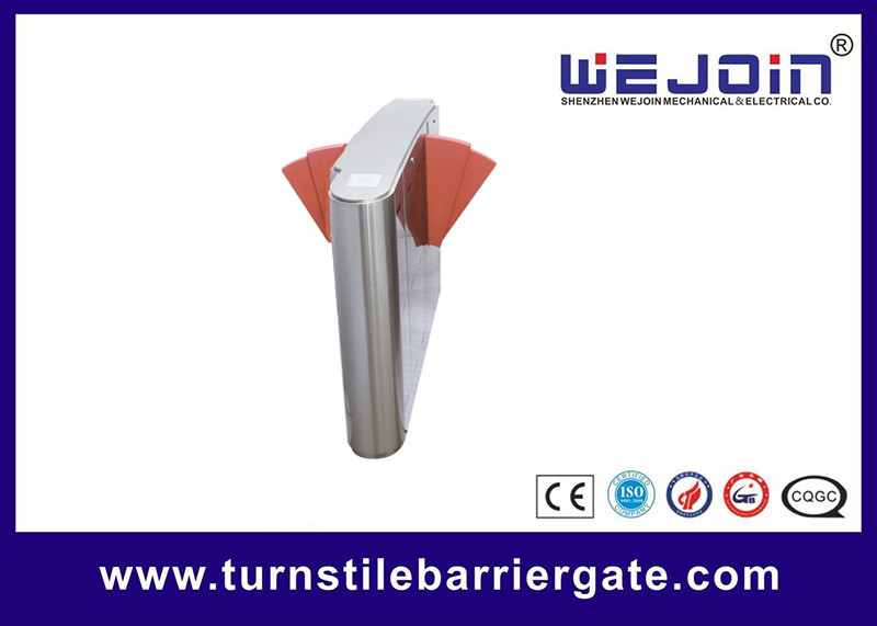 RFID Card Flap Barrier Gate Unique Structure Mechanism Gate Access Control Systems