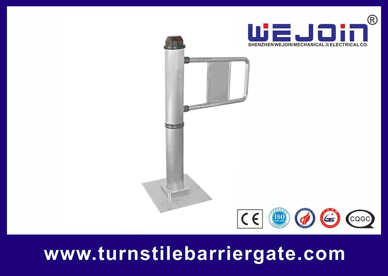 Automatic Access Control Swing Barrier , Pedestrian Access Control Gates pemasok